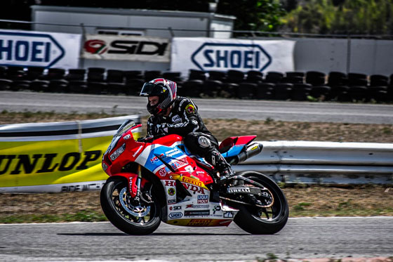 Do Not Stop at the Finish Line - Motorbike Racing Tips